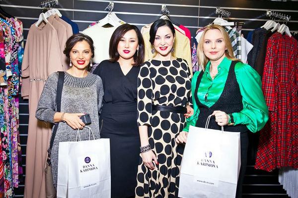 18 Ноября 2014 состоялось открытие бутика Danna Karimova
