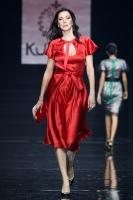 Показ KURALAI на Неделе Моды в Москве, весна-лето 2009