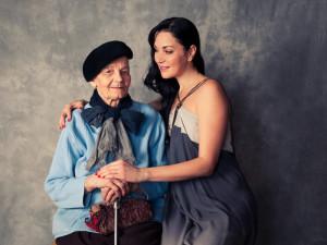 Ирина Дмитракова посетила дом престарелых в подмосковном Королеве
