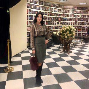 19 ноября 2018/Estet Fashion Week 2018 прошел в Москве
