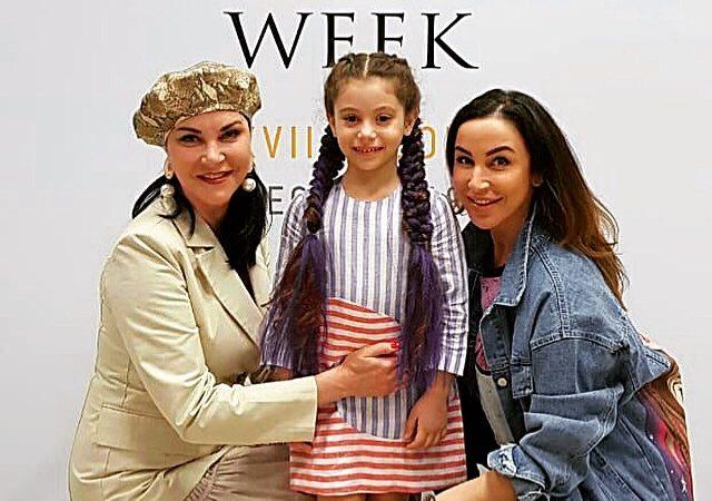 22 апреля 2019/Завершилась международная ювелирная неделя моды Estet Fashion Week