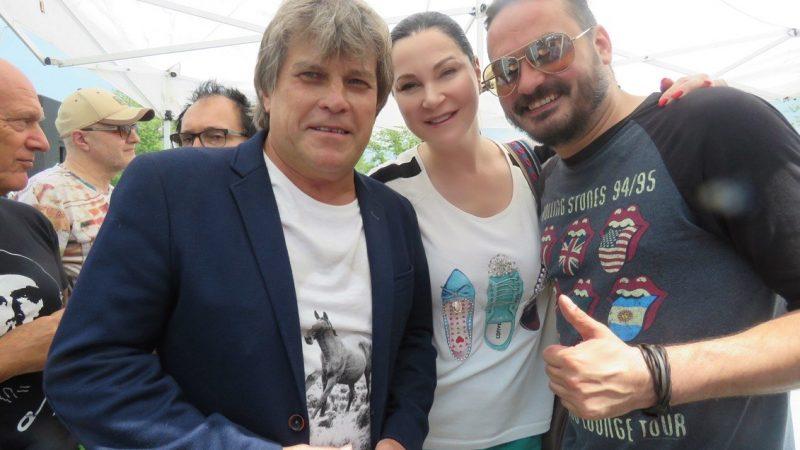 17 июня 2019/Русско-Американский Фонд, возглавляемый Мариной Ковалевой, провёл ежегодный фестиваль «Наше Наследие»