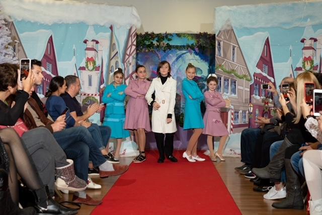 11 января 2020/В Нью-Йорке прошел благотворительный показ детской моды