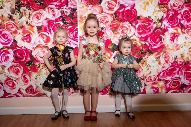 7 марта 2020/В Нью-Йорке прошел модный детский показ, средства от которого направили на помощь ребенку со СМА