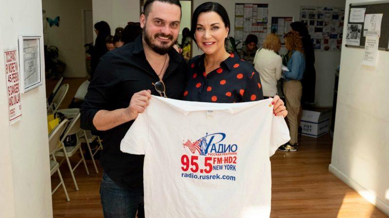 8 марта 2019/Ирина Дмитракова и её радиопрограмма «Ой, мамочки» (95,5 FM-HD2) поздравила мам с 8 Марта