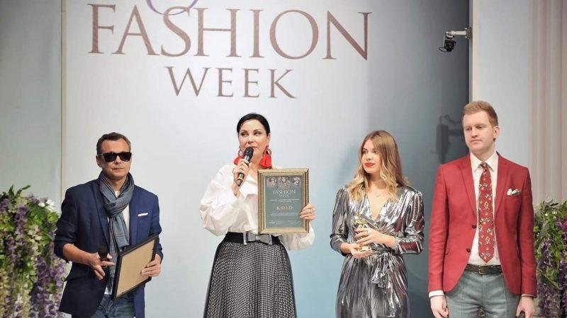 18 ноября 2019/В Москве завершился 18-й сезон Международной ювелирной недели моды Estet Fashion Week