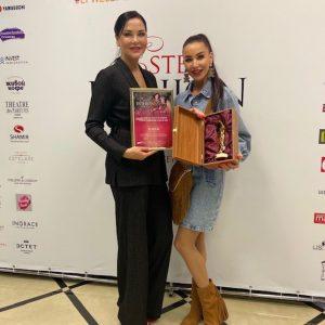 14 апреля 2021/ Коллекция Ирины и Екатерины Дмитраковых ASPIRIN признана лучшей спортивной коллекцией недели моды Estet